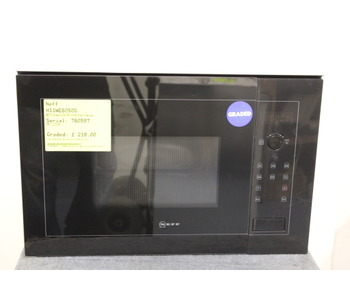 Neff H11WE60S0G Microwaves Standard - 197818