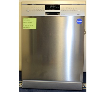 Siemens SN26M892GB Dishwashers Full Size - 213109