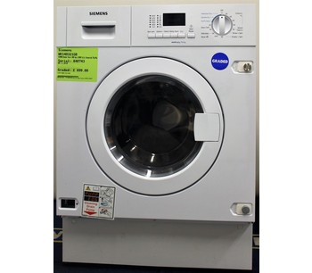 Siemens Iq500 Washer Dryer Instructions