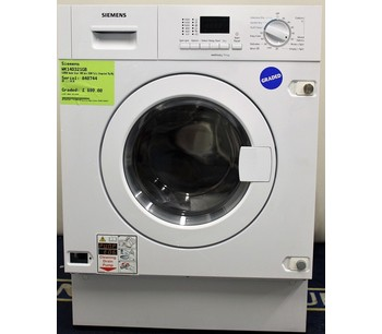 Siemens WK14D321GB Washer Dryers Washer Dryers - 214234