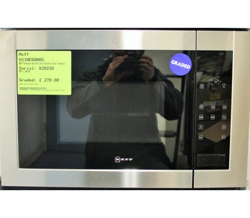 Neff H11WE60N0G Microwaves Standard - 213944
