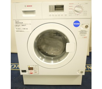 Bosch WKD28351GB Washer Dryers Washer Dryers - 219305