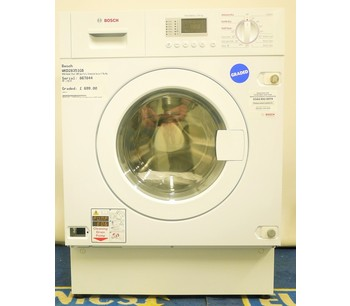 Bosch WKD28351GB Washer Dryers Washer Dryers - 219647