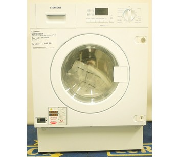Siemens WK14D321GB Washer Dryers Washer Dryers - 219646