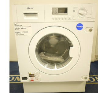 Neff V6320X1GB Washer Dryers Washer Dryers - 219624