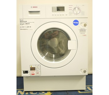 Bosch WKD28351GB Washer Dryers Washer Dryers - 219306