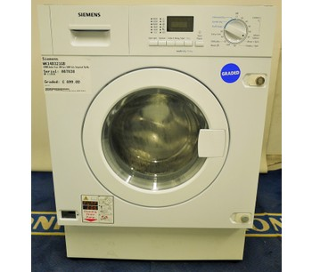 Siemens WK14D321GB Washer Dryers Washer Dryers - 219641