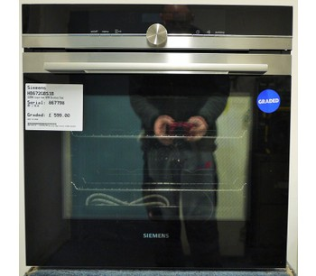 Siemens HB672GBS1B Ovens Single - 219601
