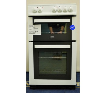 Zanussi ZCV561DW Cookers Cookers 50cm - 220208