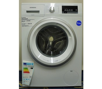 Siemens WM14T391GB Washing Machines Washing Machines - 221631