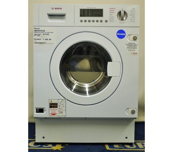 Bosch WKD28541GB Washer Dryers Washer Dryers - 221630