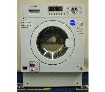 Bosch WKD28541GB Washer Dryers Washer Dryers - 221629